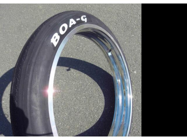 покрышка 3G Boa G 26 x 3.45 черная