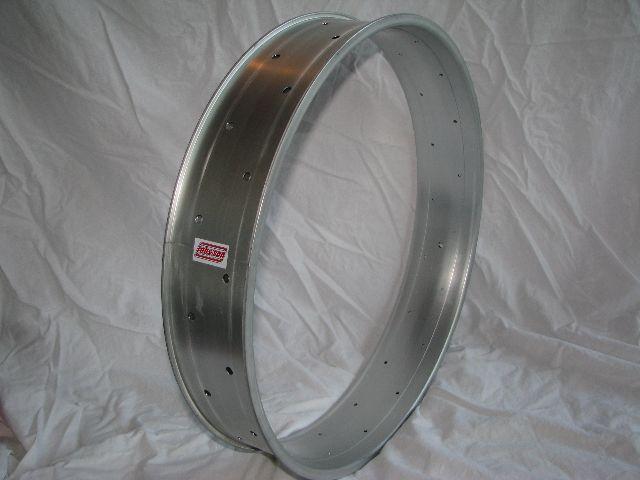 обод Robsson 26 х 100мм, 36 спиц, серебристый