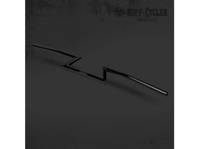 Руль Ruff Z-bar черный