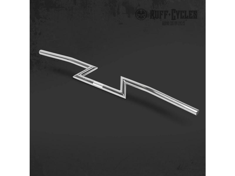 Руль Ruff Z-bar хромовый