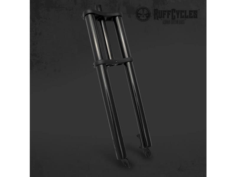 Вилка Ruff straight 600 черная