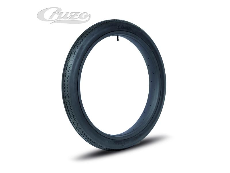 Покрышка Cruzo classic 26х3.0 черная
