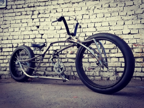 AV Custom Bike