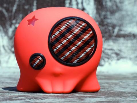 boombotix 2 SRIRACHA RED