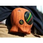 boombotix 2 wood grain -