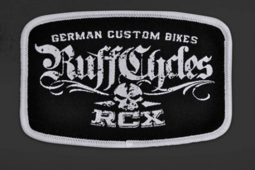 "Нашивка ""Ruff Cycles RCX """