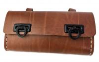 Сумка под инструмент , коричневая