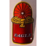 шильдик Head Badge Eagle