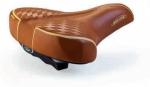 Седло круизерное 3010 retro deluxe светло коричневое -