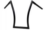 Руль Breezer Horn Bar L , черный