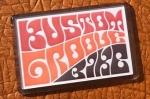 """Магнит """"Kustom Groove Bike"""""""