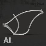 "Рама ""Ruff Cycles"" Dean"" Aluminium V3.0"