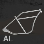 "Рама ""Ruff Cycles"" Porucho Aluminium V4.0"""